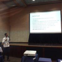 Juan Matos en el peering forum